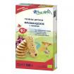 Флер Альпин (Fleur Alpine) Печенье детское Фламандское с изюмом с 9 мес