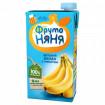 ФрутоНяня Сок Банан с Мякотью 500 мл