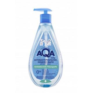 AQA baby Жидкое мыло для всей семьи, 500 мл - Антибактериальное