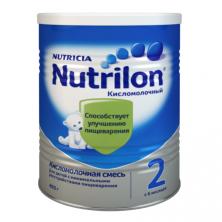 Nutrilon Premium Смесь Кисломолочный 2, 6мес+, 400 гр