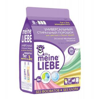 Meine Liebe Универсальный стиральный порошок, концентрат, 1 кг