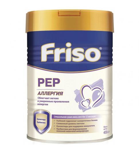 Friso Заменитель Фрисолак ПЕП, 0-12мес, 400 гр