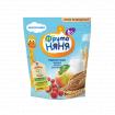 ФрутоНяня Каша молочная пшеничная яблоко, земляника, 6мес+, 200 гр