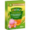 Heinz Каша Пшенично-кукурузная с тыквой, безмолочная, 6мес+, 200 г (Хайнц)
