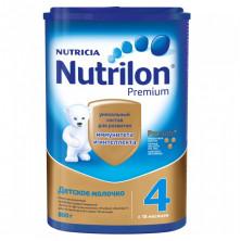 Nutrilon Premium 4 сухая молочная смесь,18мес+, 800гр