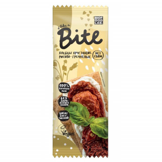 BITE Хлебцы Хрустящие Рисово — Гречневые, 30 гр