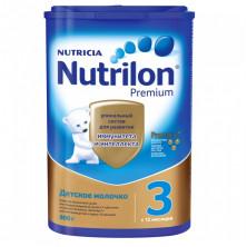 Nutrilon Premium 3 детское молочко, 12мес+, 800гр
