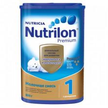 Nutrilon Premium 1 сухая молочная смесь, 0-6мес, 800гр