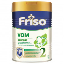 FrisoVOM (Фрисовом) 2 молочная смесь, 6-12мес, 400 гр