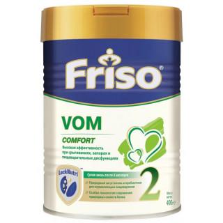 FrisoVOM (Фрисовом) 2 молочная смесь, 6-12мес, 400 гр СТАРАЯ РЕЦЕПТУРА