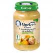 Gerber пюре Овощи с Фрикадельками из Говядины, 12мес+, 190 гр Гербер