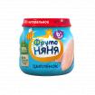 ФрутоНяня пюре Цыпленок, 80 гр, 6мес+