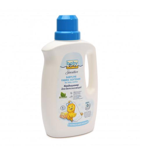 Babyline Sensitive Кондиционер для детских вещей, 0мес+, 1литр