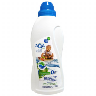AQA baby Средство для мытья поверхностей  с антибактериальным эффектом 700мл