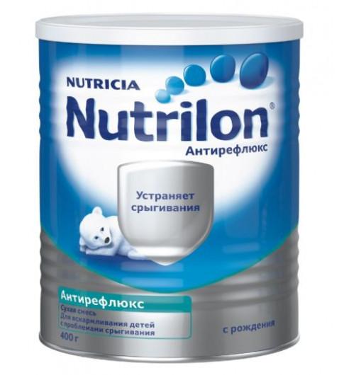 Nutrilon Смесь Антирефлюкс, 0мес+, 400гр Нутрилон