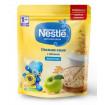 Nestle Каша овсяная с яблоком, молочная, 220 гр, 6мес+ Нестле