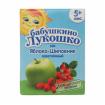 «Бабушкино Лукошко» Сок Яблочно-шиповниковый осветленный, 5мес+