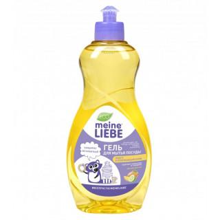 Meine Liebe Гель для мытья посуды  «Манго и Освежающий лайм» , 500 мл - концентрат Мейн Либе