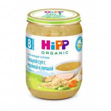 Hipp Овощной крем-суп c индейкой и лапшой, 8мес+, 190гр