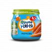 ФрутоНяня Пюре Морковь Натуральная, 4мес+, 80гр
