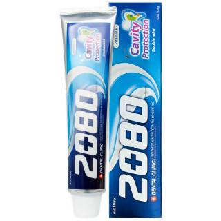 Зубная паста Kerasys Dental Clinic 2080, Натуральная мята, 120 гр
