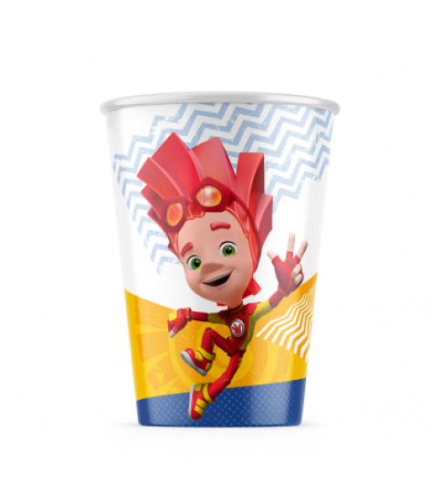 Little Angel Детский стакан Фиксики, 270 мл