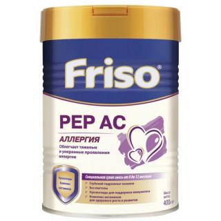 Friso Gold Pep AC, 0-12мес, 400 гр (Фрисо)