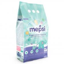 Mepsi Порошок для стирки детского белья, 2,4 кг