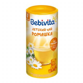 Bebivita Чай Ромашка гранулированный 200г с 4 месяцев Бебивита