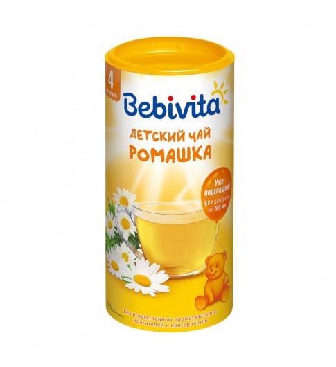 Bebivita Чай Ромашка гранулированный 200г с 4 месяцев