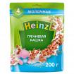 Heinz Каша Гречневая с молоком, 4мес+, 200гр хайнц