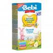 Bebi Premium Каша овсяная с бананом и грушей, 6мес+, 200гр