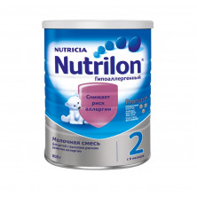 Nutrilon 2 Гипоаллергенный, 6мес+, 800гр