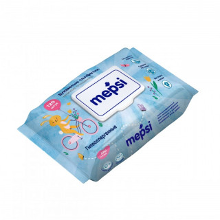 Mepsi Влажные салфетки гипоаллергенные 120 шт
