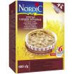 Nordic Хлопья пять видов зерновых, 600 гр нордик