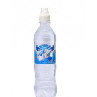 Жемчужная Росиночка детская питьевая вода, 0,5, 0мес+ — спорткрышка