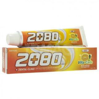 Зубная паста Kerasys Dental Clinic 2080, Фрукты-мята, 120 гр