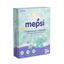Mepsi Порошок для стирки детского белья, 400 гр