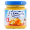 «Бабушкино Лукошко» Рагу овощи с цыпленком, 100 г, 6мес+