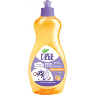 Meine Liebe Гель для мытья посуды Сочный апельсин , 500 мл - концентрат Мейн Либе