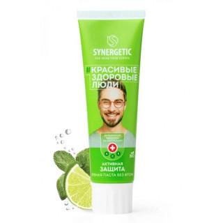 Synergetic Зубная паста для чувствительных зубов и десен 100 г