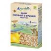 Флер Альпин (Fleur Alpine) Молочная овсяная каша с грушей с 5 мес. 200 г