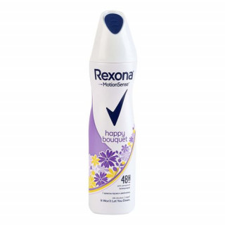 REXONA дезодорант спрей Happy Bouquet 150 мл