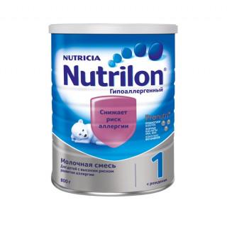 Nutrilon 1 Гипоаллергенный, 0мес+, 800гр Нутрилон