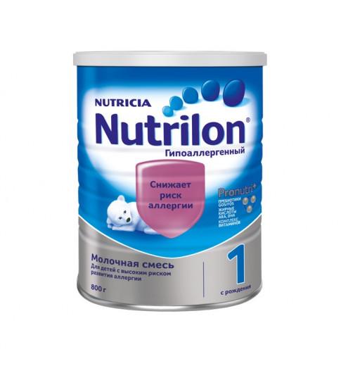 Nutrilon 1 Гипоаллергенный, 0мес+, 800гр