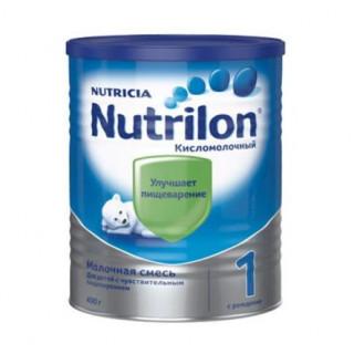Nutrilon Premium Кисломолочный 1, 0-6 мес, 400 гр