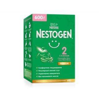 Nestogen 2 Сухая молочная смесь для регулярного стула с 6-12мес, 600 гр (Нестожен)