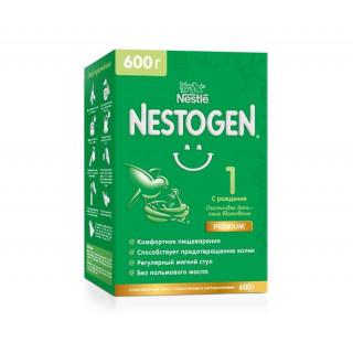 Nestogen 1 1 Сухая молочная смесь для регулярного стула, 0-6мес,600 гр (Нестожен)