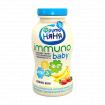 Фрутоняня Immuno Baby Клубникой и бананом, 8мес+, 100 гр ДО 24 ИЮНЯ