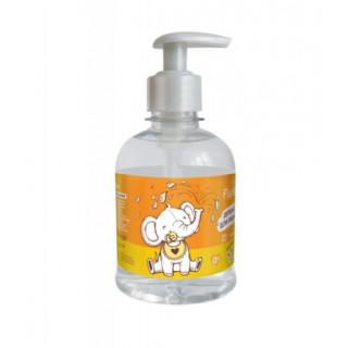 Fliptopia baby Детский гель для подмывания, 0мес+, 300 мл — от AQA baby
